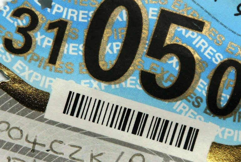It's time the UK ditched tax disc