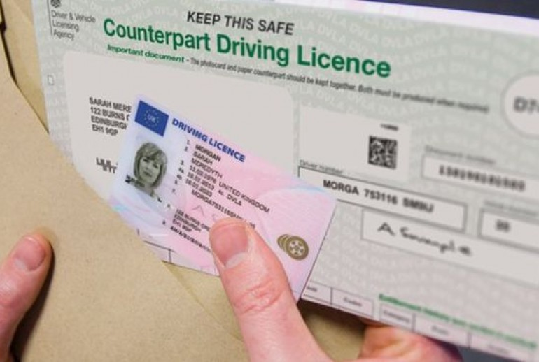 Abolition of counterpart driving licence – What it means for you